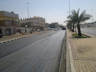 صيانة الطرق